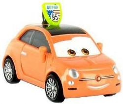 CARS 2 (Auta 2) - Cartney Carsper