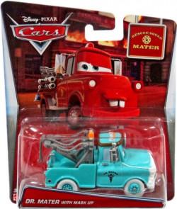 CARS TOON (Auta - Burákovy povídačky) - Dr. Mater with Mask Up (Doktor Burák)