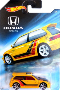 HOT WHEELS - 90 Honda Civic EF