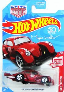 HOT WHEELS - Volkswagen Käfer Racer (burgundy)