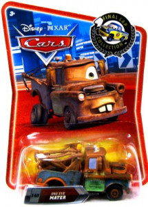 CARS (Auta) - One Eye Mater - FINAL LAP