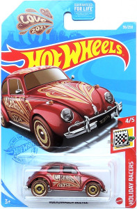 HOT WHEELS - Volkswagen Beetle