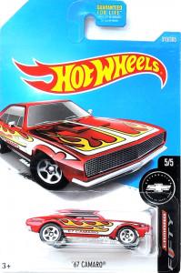 HOT WHEELS - '67 Camaro