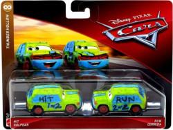 CARS 3 (Auta 3) - Hit Golpear + Run Corrida