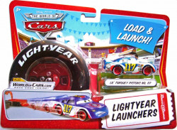 CARS (Auta) - Lil' Torquey Pistons No. 117 Lightyear Launchers - The World of Cars