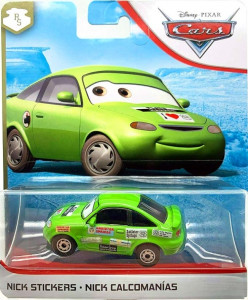 CARS 3 (Auta 3) - Nick Stickers