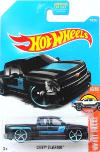 HOT WHEELS - Chevy Silverado