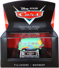 CARS 2 (Auta 2) - Fillmore Precision Series