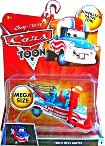 CARS TOON (Auta - Burákovy povídačky) - High Dive Mater