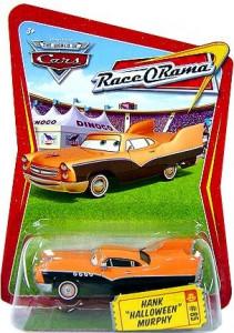 CARS (Auta) - Hank Halloween Murphy - částečně poškozený obal
