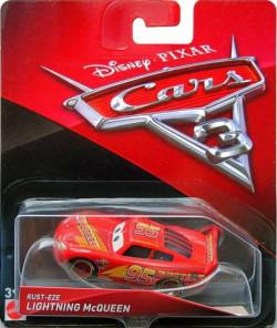 CARS 3 (Auta 3) - Rust-Eze Lightning McQueen - přelepený obal