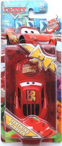 CARS (Auta) - Lightning McQueen (Blesk) - Vánoční dárkové balení
