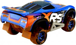CARS 3 (Auta 3) - Barry DePedal Nr. 64 - XRS Mud Racing