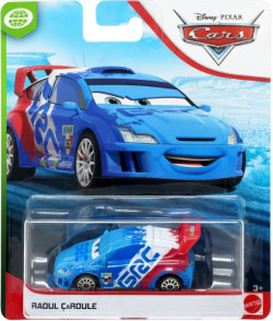 CARS 3 (Auta 3) - Raoul Caroule