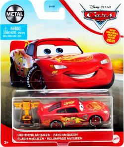 CARS 3 (Auta 3) - Lightning McQueen s pohárem (Blesk McQueen)