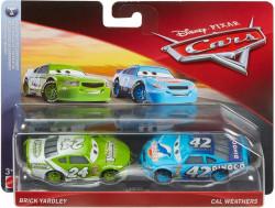 CARS 3 (Auta 3) - Brick Yardley + Cal Weathers