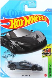 HOT WHEELS - McLaren P1 (darkgrey)