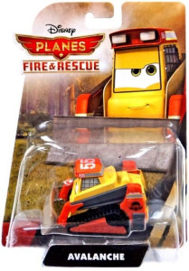 PLANES 2: Fire & Rescue - Avalanche (Letadla 2: Hasiči a záchranáři)