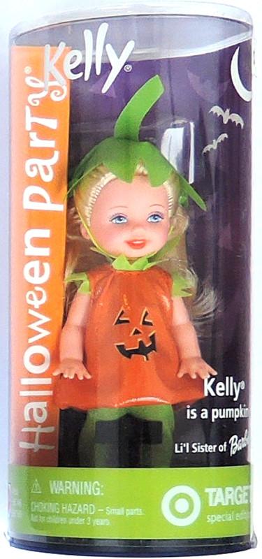 KELLY - Kelly is a Pumpkin, kolekce Halloween Party, rok 2002