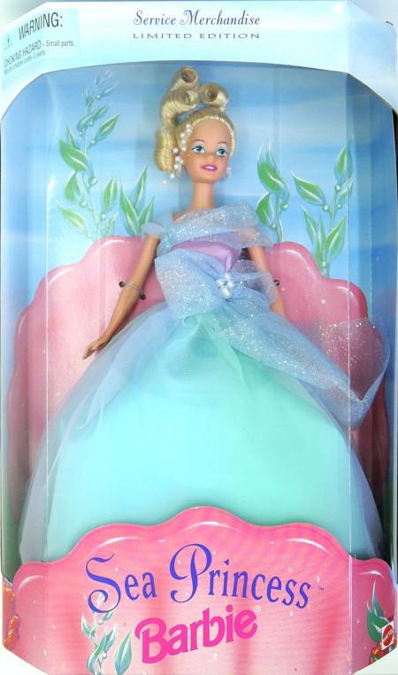 BARBIE Sea Princess (Mořská Princezna)