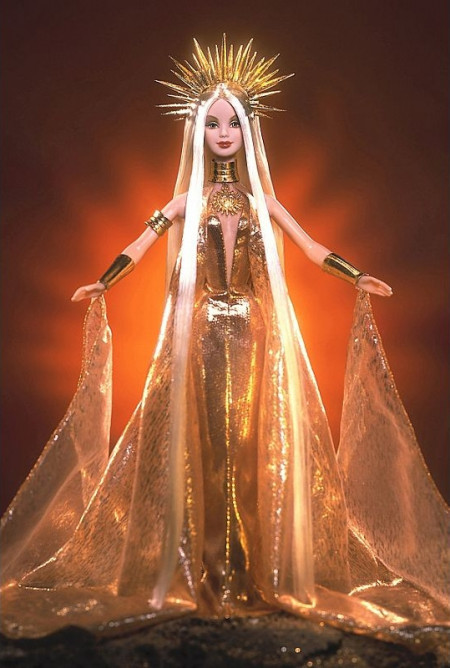 BARBIE Morning Sun Princess (Princezna ranního slunce) - rok 2000