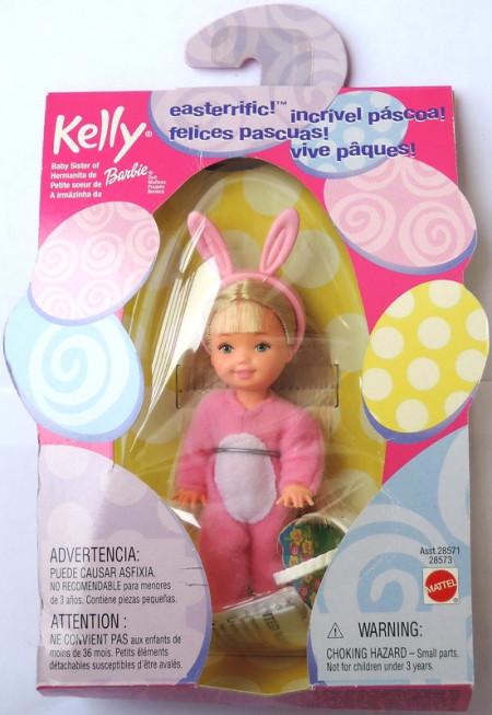 KELLY - Kelly Easterrific zajíček (velikonoční), rok 2000