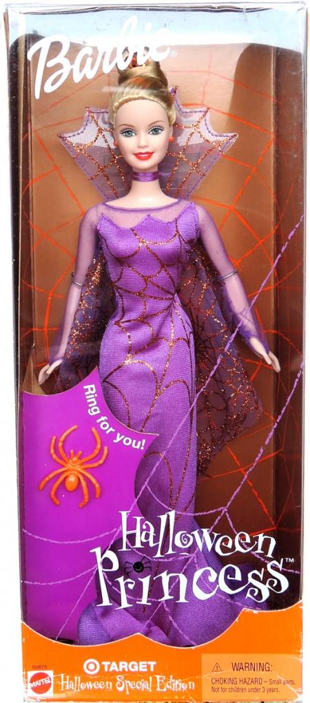BARBIE Halloween Princess - rok 2001
