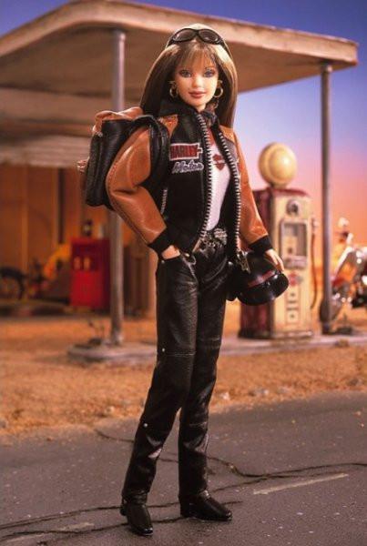 BARBIE Harley Davidson 4, rok 2000