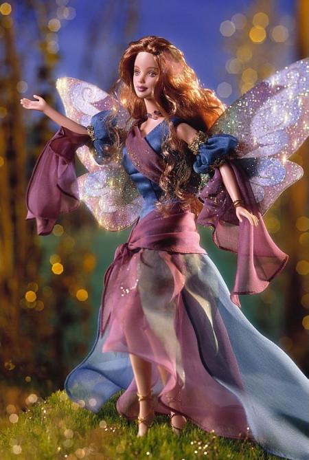 BARBIE Fairy Of The Forest - rok 2000 - mírně poškozený obal