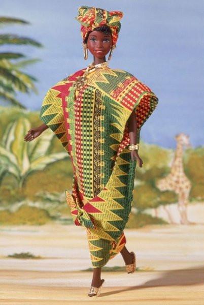BARBIE Ghanian - Ghana (rok 1996)
