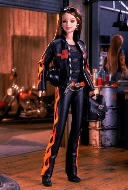 BARBIE Harley Davidson - rok 2001