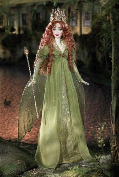 BARBIE Legends of Ireland Faerie Queen - rok 2004