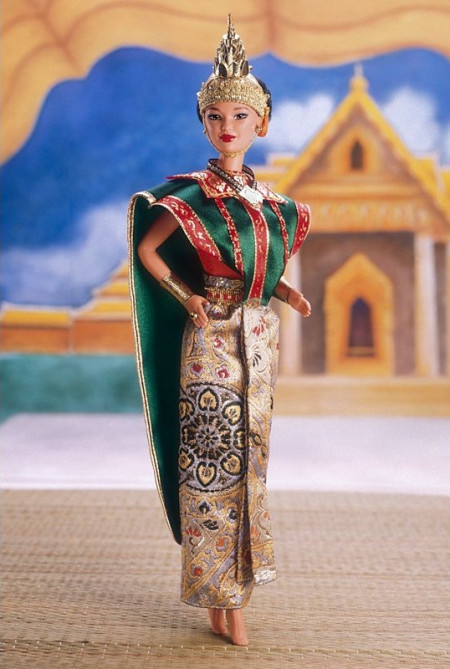 BARBIE Thai (Thajsko) - rok 1998