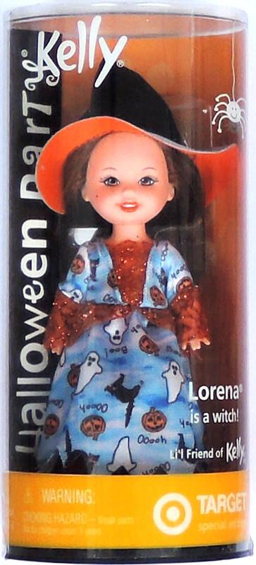 KELLY - Lorena is a Witch, kolekce Halloween Party, rok 2002
