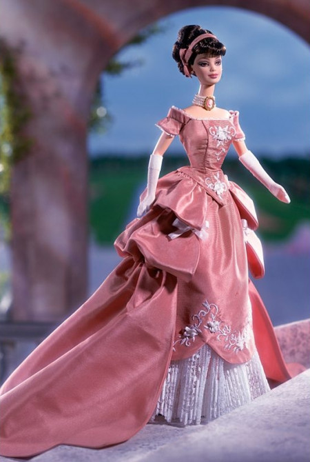 BARBIE Wedgwood - r. 2001