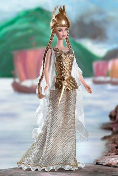 BARBIE Princess of the Vikings (Vikingská princezna)