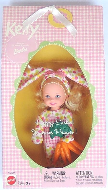 KELLY - Kelly zajíček (velikonoční), kolekce Happy Easter, rok 2002
