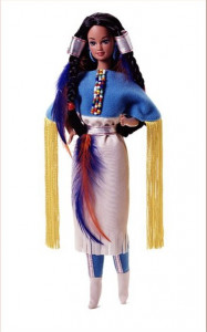 BARBIE Native American - Second Edition (1993)