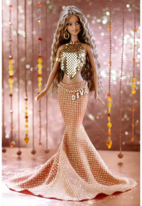 BARBIE All That Glitters (Diva Collection) - rok 2002