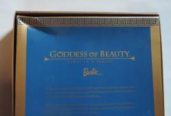 BARBIE Goddess of Beauty (bohyně krásy) - rok 2000 - částečně poškozený obal