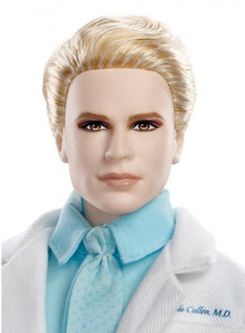 BARBIE Carlisle - The Twilight Saga: Rozbřesk-2. část