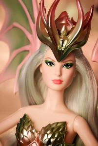 BARBIE Dragon Empress GOLD LABEL - rok 2020