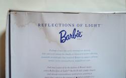 BARBIE Reflections of Light by Pierre Auguste Renoir - poškozený obal