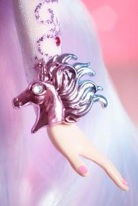 BARBIE Unicorn Goddess (Bohyně - jednorožec)