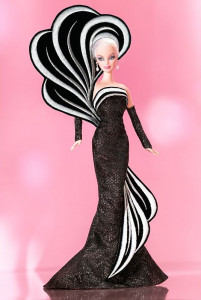 BARBIE 45th Anniversary - Bob Mackie