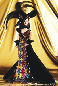 BARBIE Masquerade Ball by Bob Mackie - rok 1993