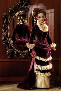 BARBIE Victorian Lady (Viktoriánská dáma) - rok 1996