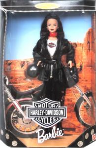 BARBIE Harley Davidson 3, rok 1999