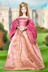 BARBIE Princess of England - r. 2003
