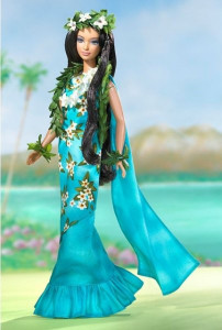 BARBIE Princess of the Pacific Islands (rok 2005)